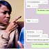 Whatsapp conversation between a Guy who pranked his girlfriend that he is HIV positive