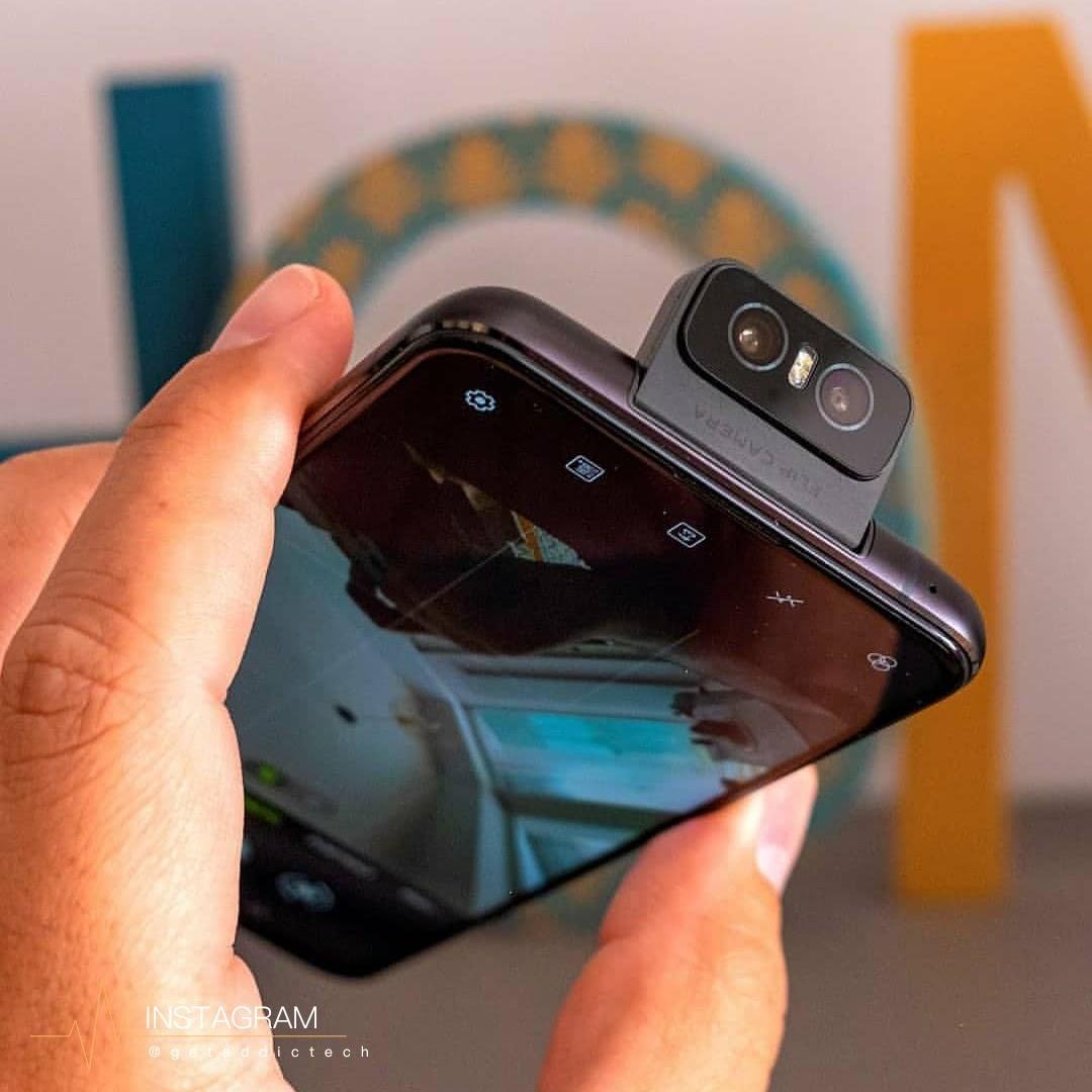 Mengusung Flip Camera, Ini Spesifikasi ZenFone 6