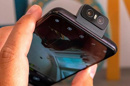Android Kamera Paling Canggih, Ini Dia Zenfone 6 Dengan Flip Kamera nya