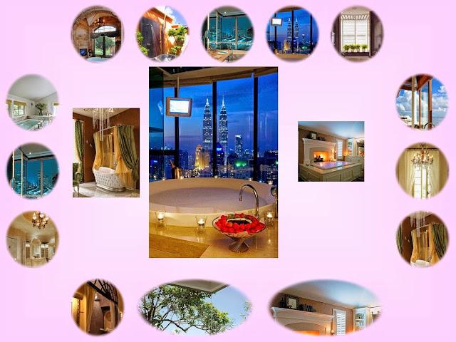 80 Luxury Bathtub & Jacuzzi Design Ideas - Tubs To Entertain You Soul