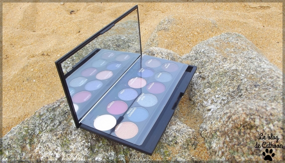 Intérieur Fards palette Enchanted Forest - Sleek