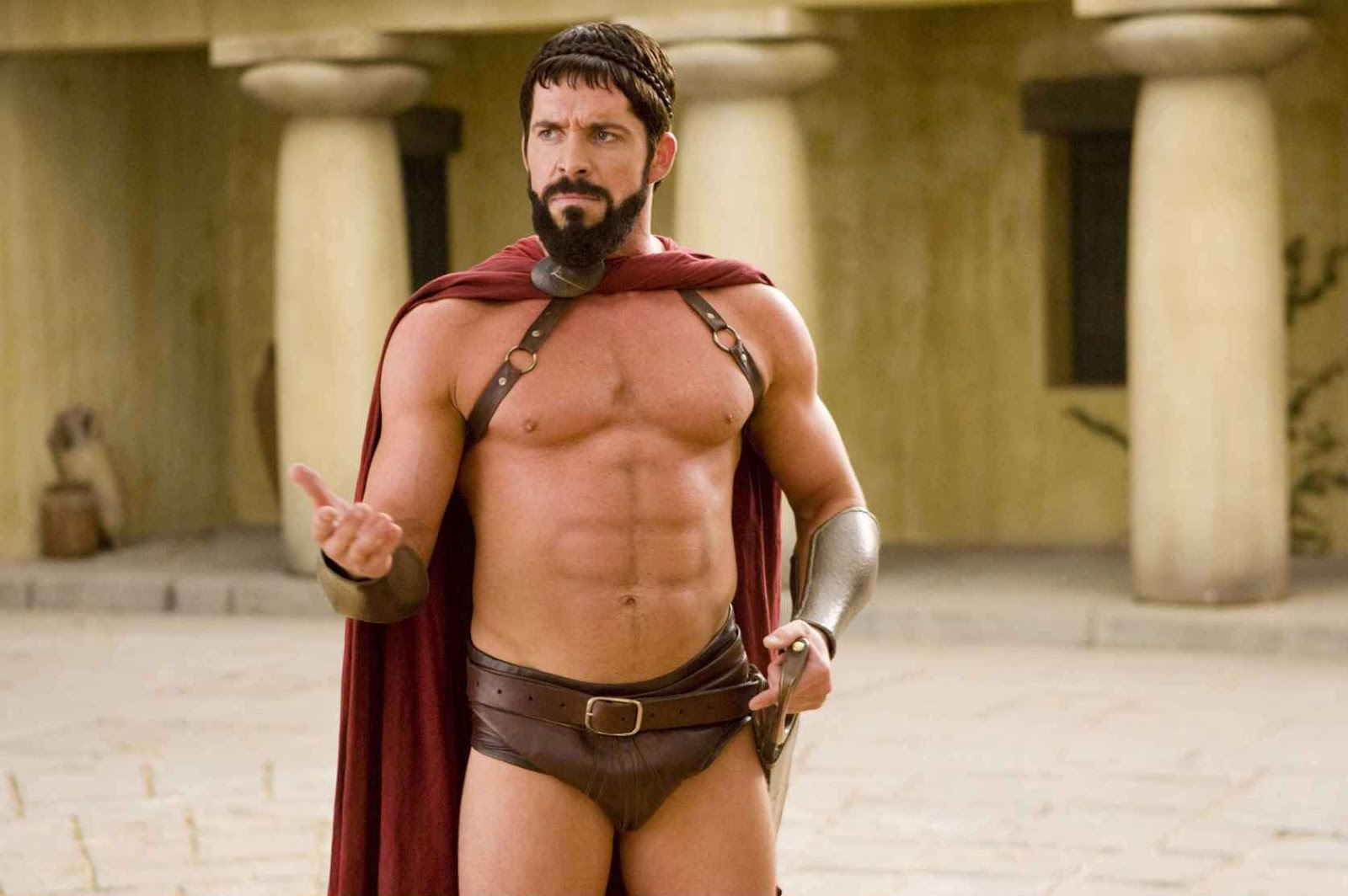 meet the spartans last scene of sons