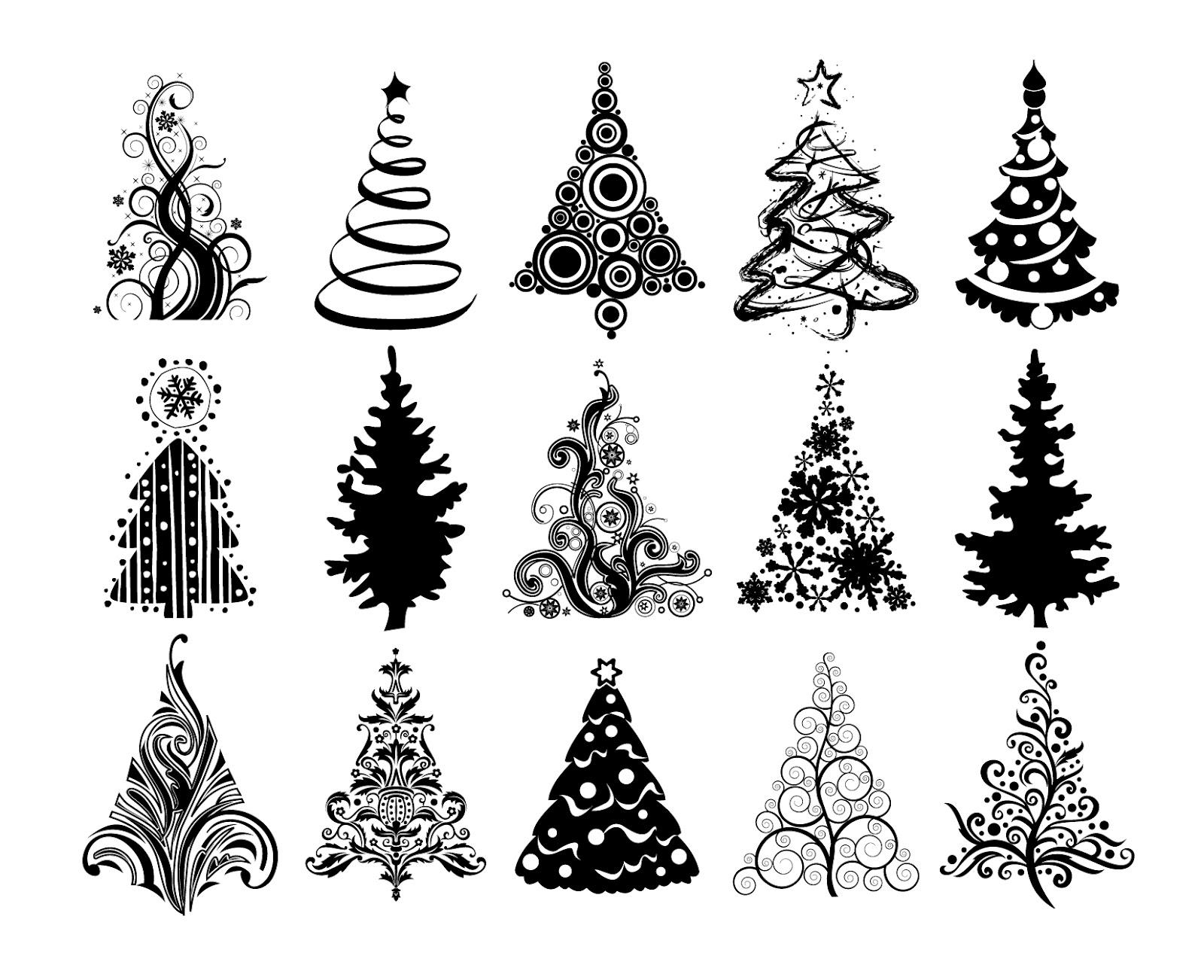 Christmas Tree Ornament Vector