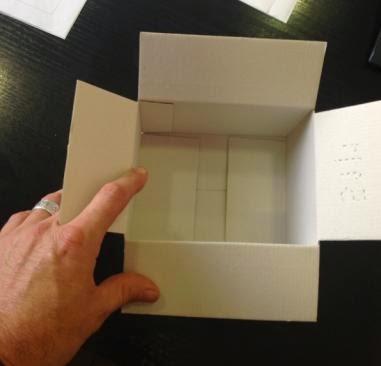 cajas para ecommerce, cajas automontables y cajas para tiendas online