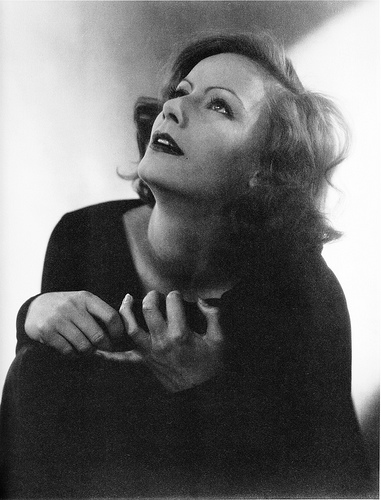 Greta Garbo, Edward Steichen. Fotografía | Photography