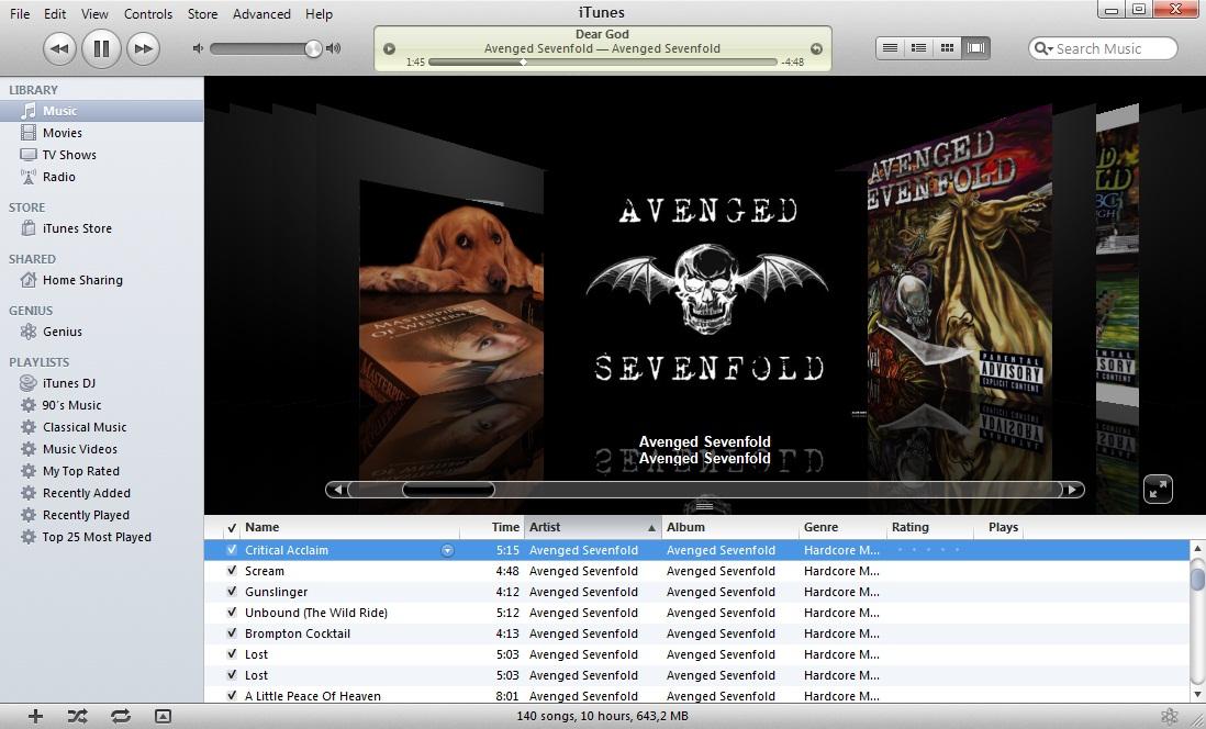 Free Download iTunes 10 7 (32-bit) Final New Version | Free Download