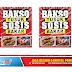 Download Spanduk Bakso Tusuk dan Sosis Bakar Vector CDR Keren