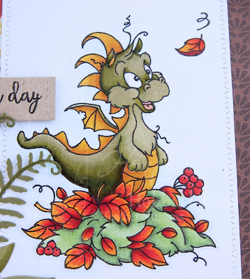 Heather's Hobbie Haven - Autumn Happiness Card Kit