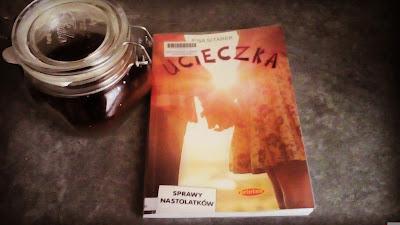 """""""Ucieczka"""" Ewa Sitarek"""