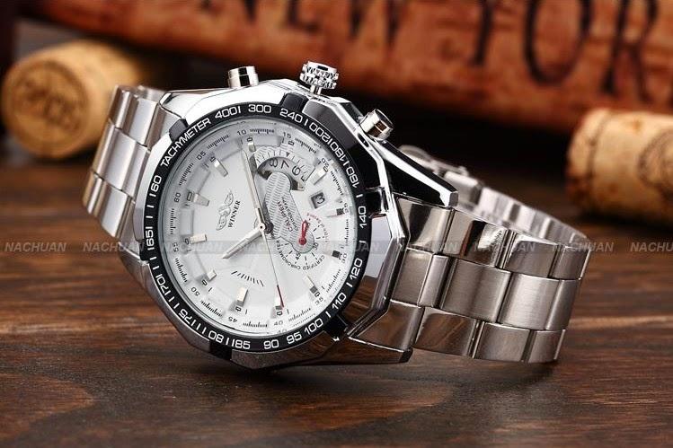 Marvellous Venture Marketing: LAOGESHI Luxury Watches