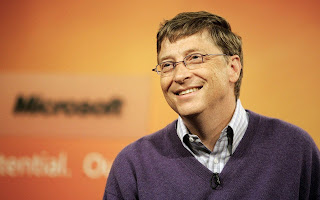Billionaire Bill Gates world's richest men