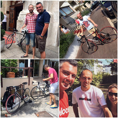 carbon road bike rental ironman challenge triathlon race