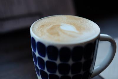安曇野市穂高の珈琲専門店 CHILLOUT STYLE COFFEE カフェラテ