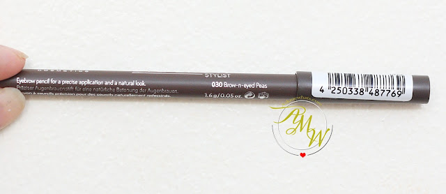 a photo of Catrice Eye Brow Stylist in shade 030 Brow-n-eyed Peas