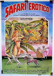 Safari erótico (1981)