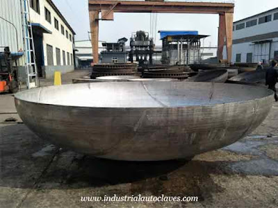 Uganda Customer Ordered Ellipsoidal Tank Heads
