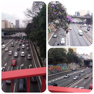 Viaduto da Rua Galvão Bueno