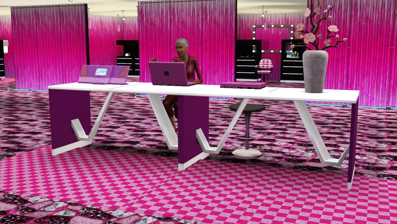 The Riverview Diaries Pretty N Pink Beauty Salon
