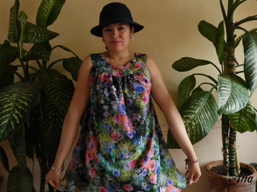 Vestido holgado