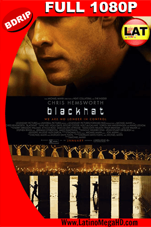 Blackhat: Hacker Amenaza En La Red (2015) Latino HD BDRIP 1080P ()