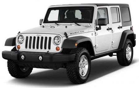 Mobil Jeep Wrangler Sport