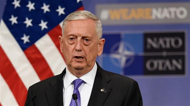 US Defense Secretary James Mattis 'appalled' by President Donald Trump transgender ban: Report