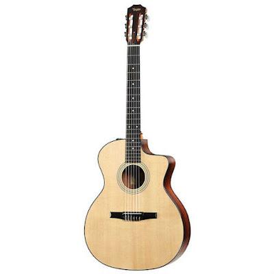 Đàn Guitar Taylor 214CE-N dây Nylon