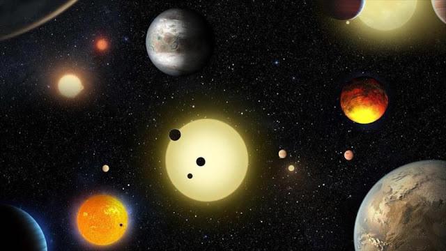 Descubren exoplanetas donde pudo desarrollarse vida como la Tierra