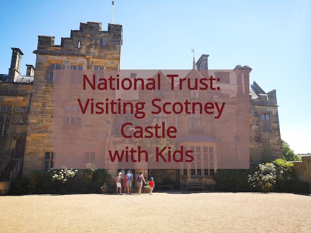 Scotney Castle Header