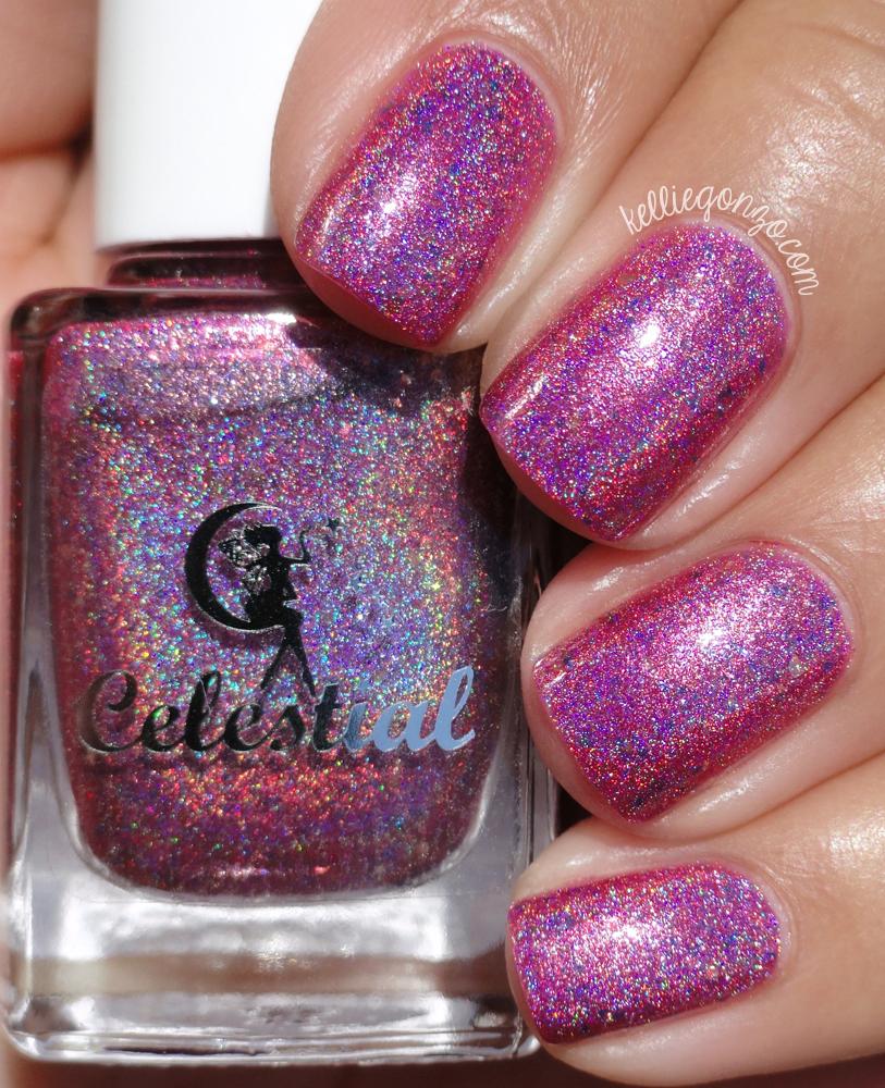 Celestial Cosmetics Elfin Rose