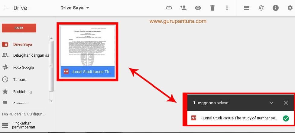 Cara Mentranslate File Jurnal PDF Bahasa Inggris-Guru Pantura