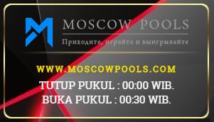 PREDIKSI MOSCOW POOLS HARI MINGGU 29 JULI 2018