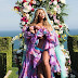 Beyoncé divulga foto e nome dos gêmeos