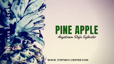 Pine Apple | Stefn Sylvester Anyatonwu