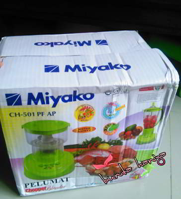 Miyako Chopper Blender CH-501 PF/AP