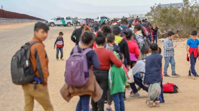 Trump asegura que envió más tropas a la frontera sur para evitar la entrada de migrantes a EE.UU.