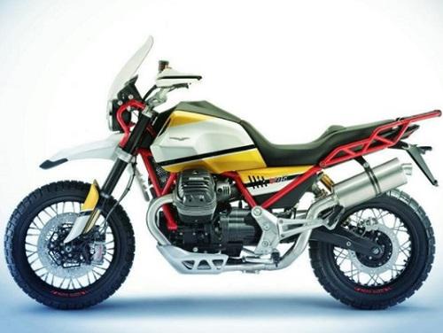HArga Moto Guzzi Enduro