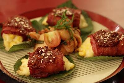 Kuliner Ayam Keju Warna-warni di Surabaya