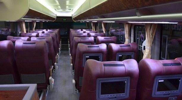 Bus Jakarta Jogja Berangkat Malam