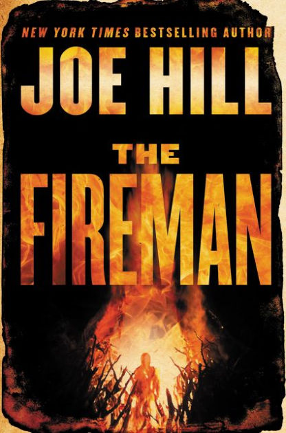 "Click Here To Order ""The Fireman"" by Joe Hill!!!"