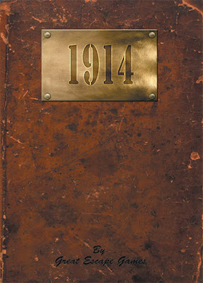 1914 Rule Book & Card Deck