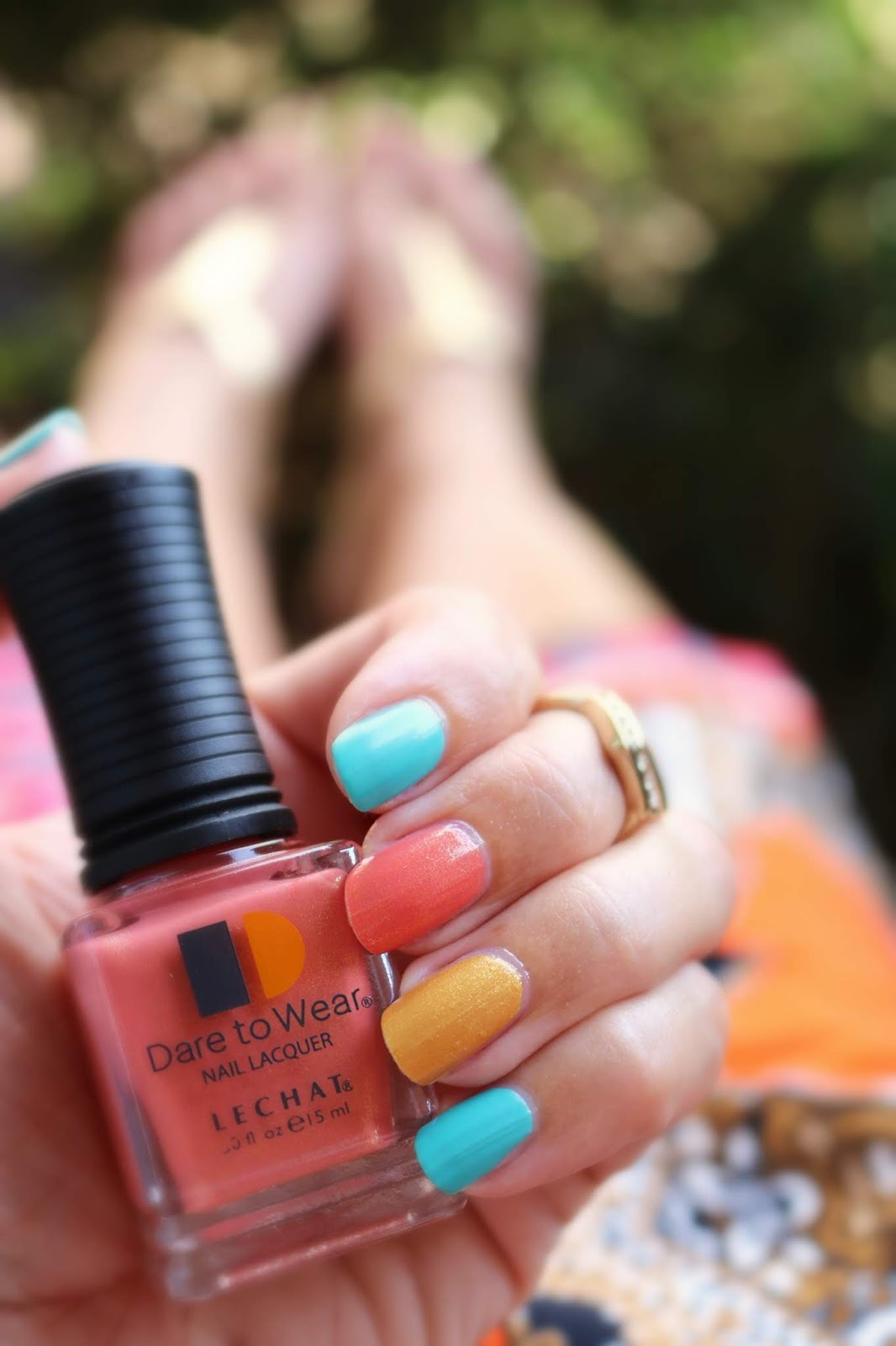 BEST SUMMER NAIL COLORS by Lechat #IndieFest