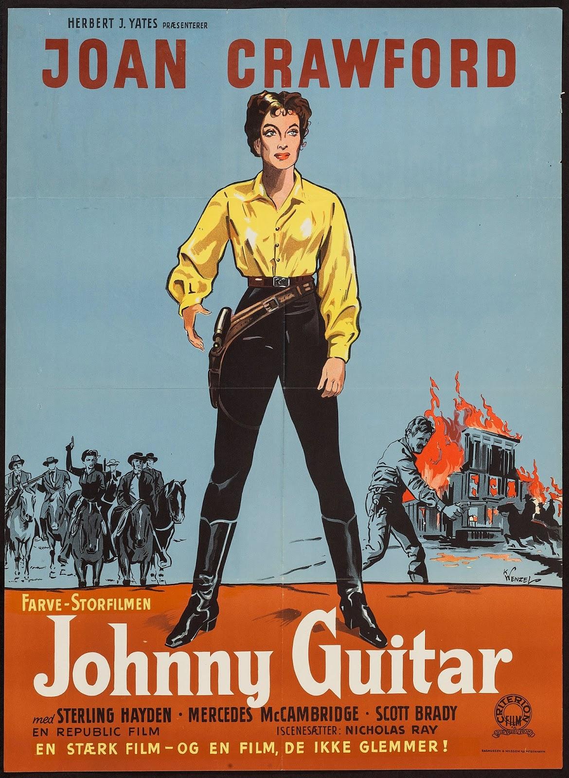 Poster do filme Johnny Guitar