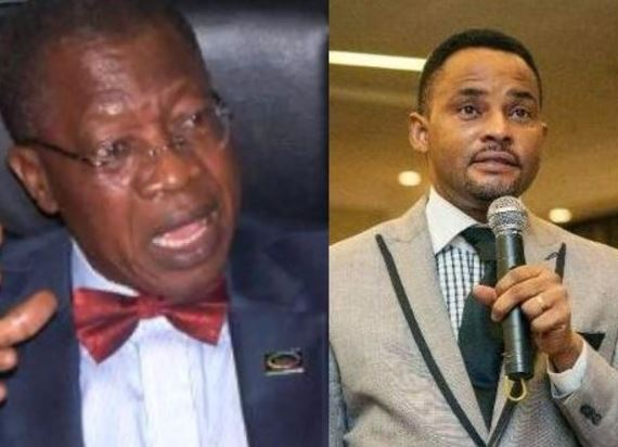 Minister of information, Lai Mohammed accused of stealing, got petitioned by PMAN