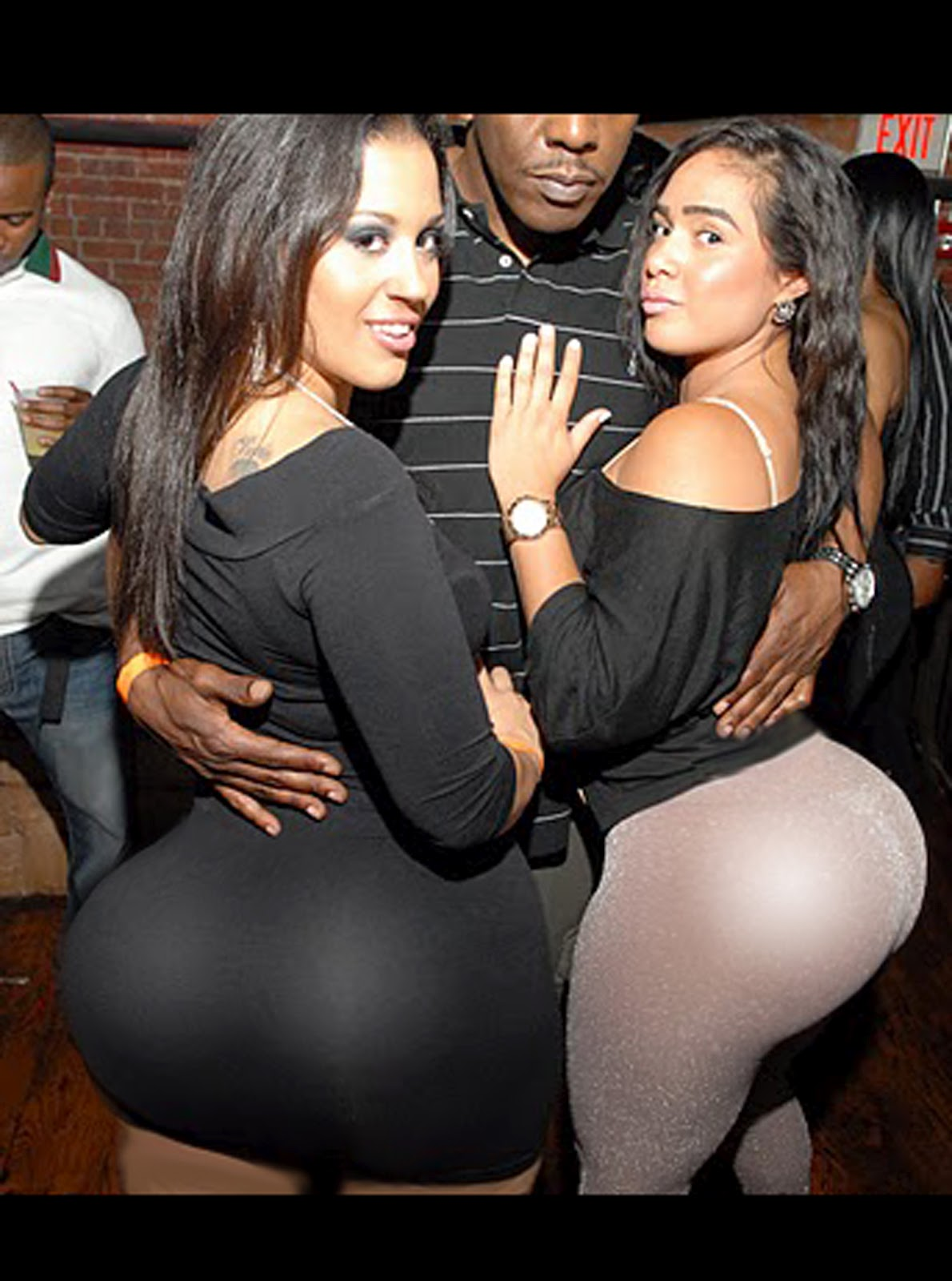 The big ass party luna night club