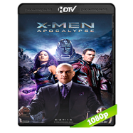 X-Men: Apocalipsis (2016) HD-TC 1080p Audio Dual Latino-Ingles