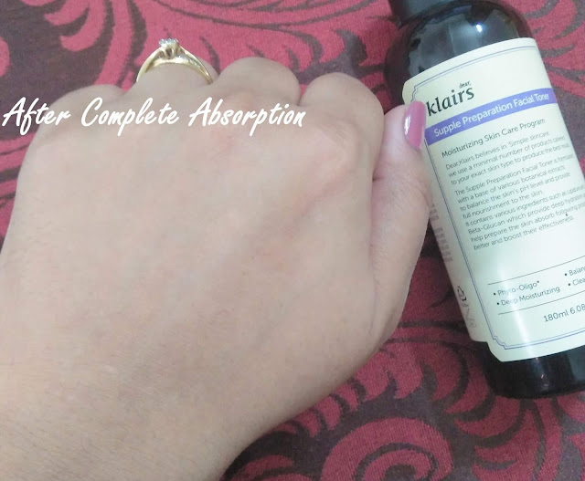 Klairs Supple Preparation Facial Toner Review
