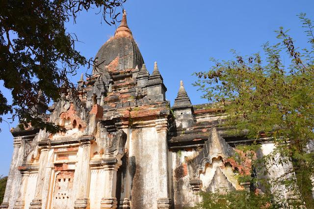 un des 4000 temples de Bagan