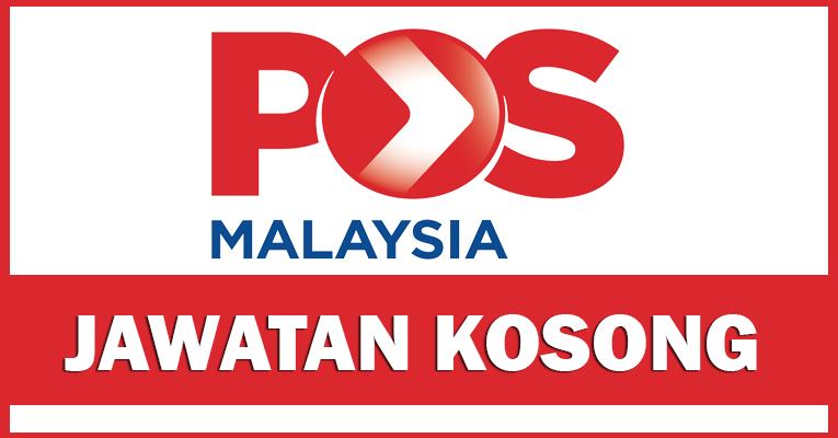 Jawatan Kosong Terkini di Pos Malaysia Berhad
