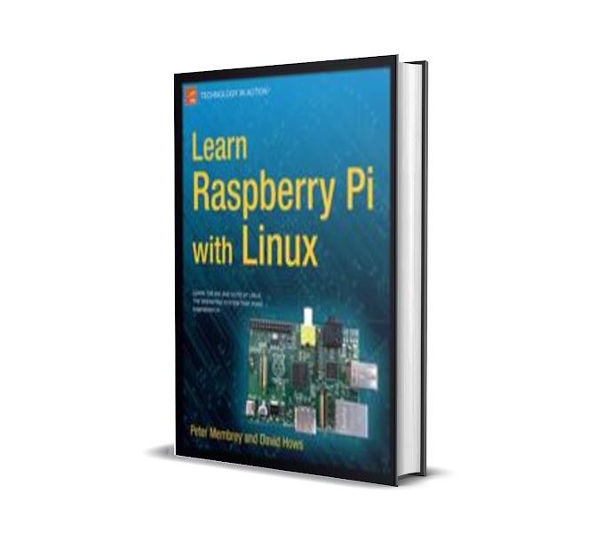E Book  Learn Raspberry Pi with Linux pdf